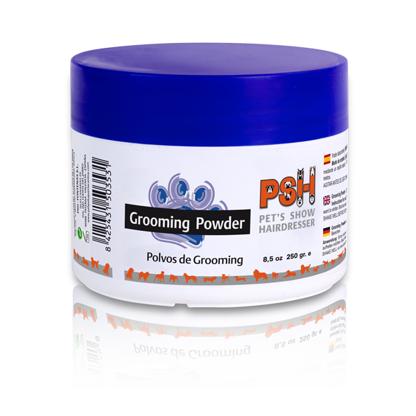 PSH White Grooming Powder