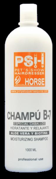 PSH Shampoo Allround B-7 Aloe + Biotin