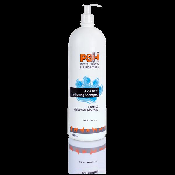 PSH Aloe Vera Shampoo - feuchtigkeitspendend